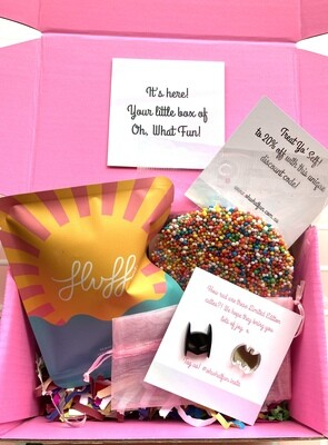 The Little Box of Oh, What Fun! - October Edition