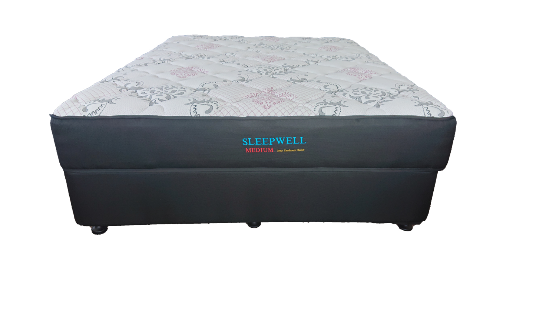 Sleepwell Medium Bed
