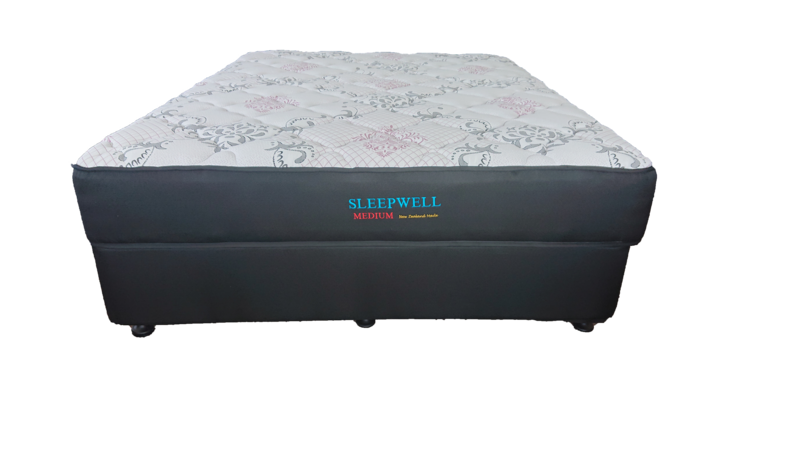 Sleepwell Medium Bed