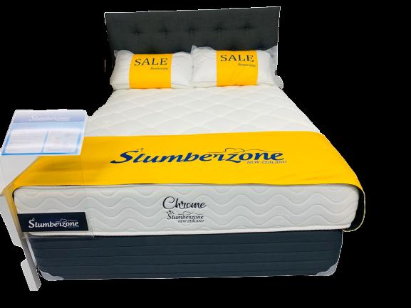 Slumber Zone Chrome