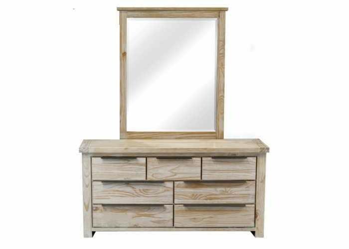West Dresser with Mirror