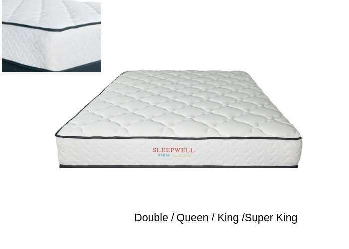 Sleepwell Firm Mattress Only