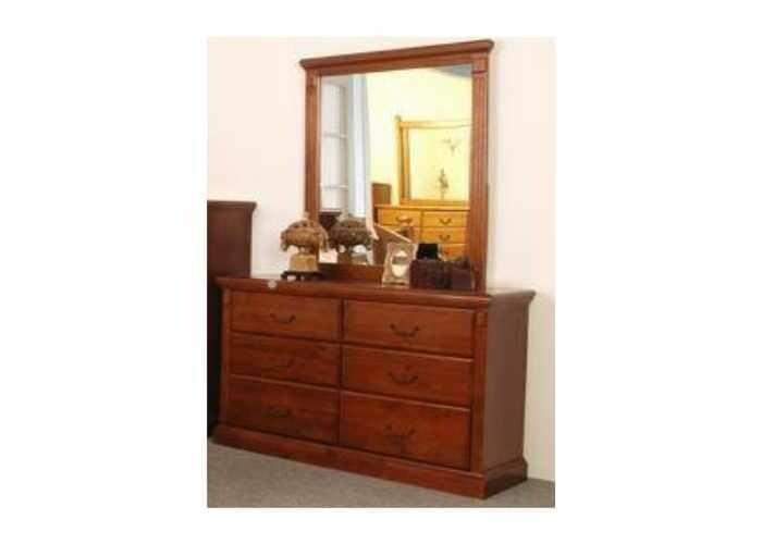 Montana Dresser with Mirror