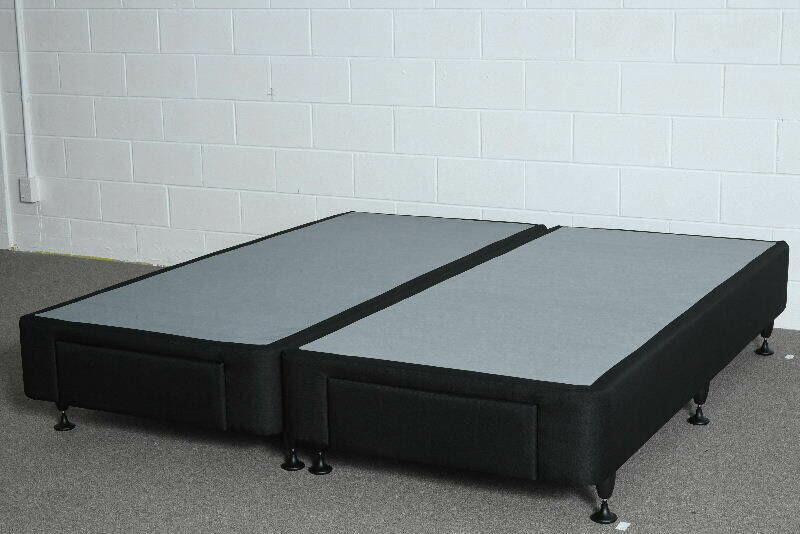 Sleepwell Split Bed Base with Storage
