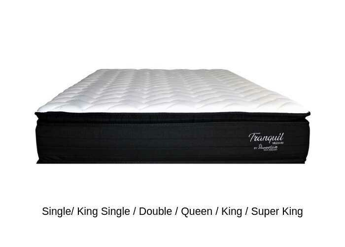 Tranquil Medium Mattress Only