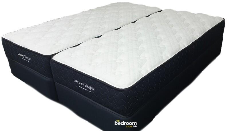 Luxury Split Super King Bed