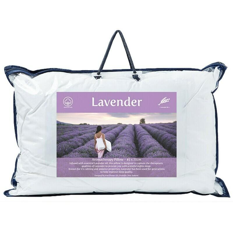 Lavender Classic pillow