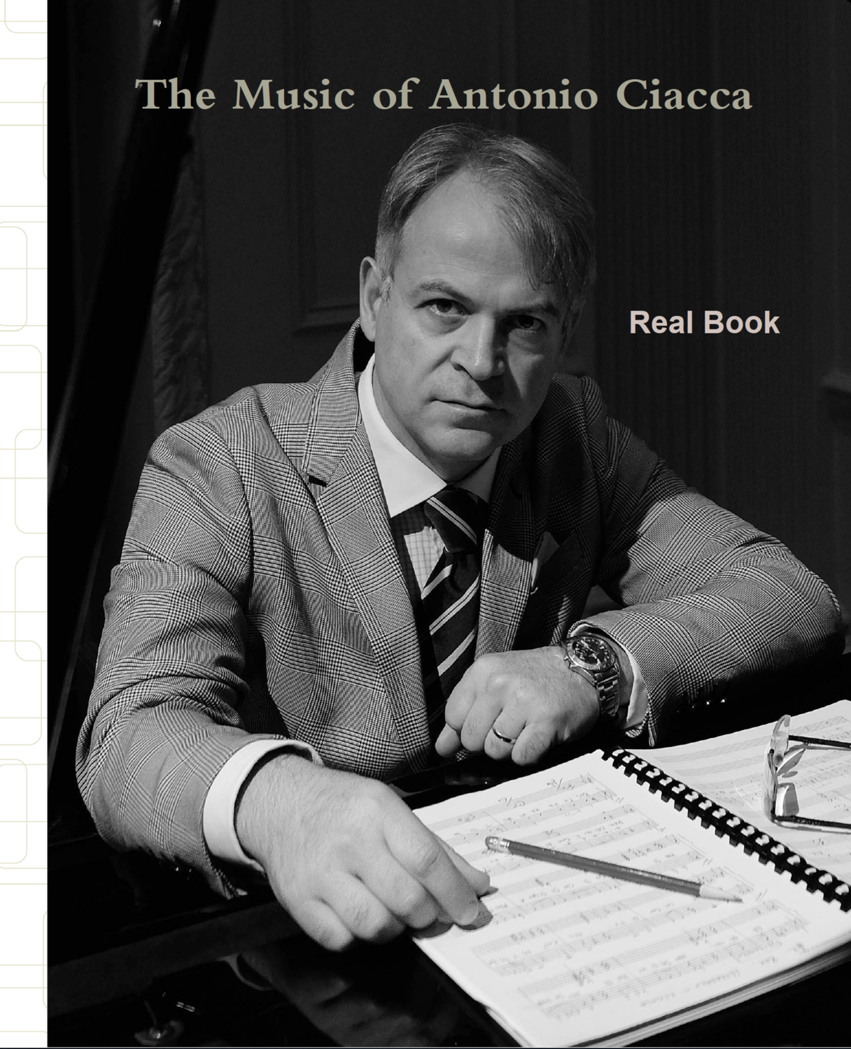 The Music of Antonio Ciacca - Real Book