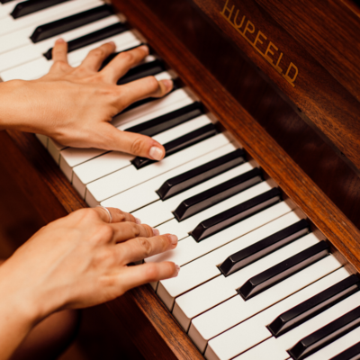 High Octave Piano