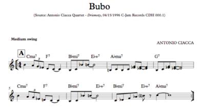 Bubo (Lead Sheet)