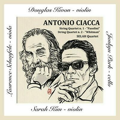 Antonio Ciacca String Quartet