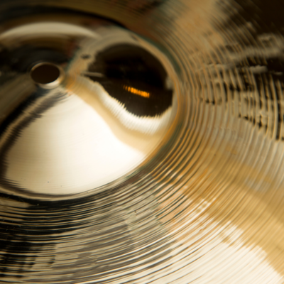 Very Loud Crash Cymbal Hit