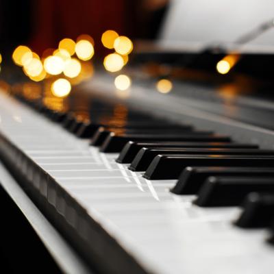 Groovy Piano Intro