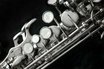 Blues Sax Solo