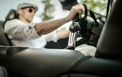 Groovy Car Ride