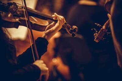 Symphony Featuring Violins