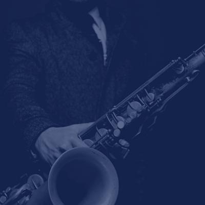 Jazz Big Band Featuring Saxophone