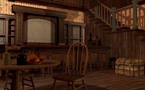 18th Century Saloon