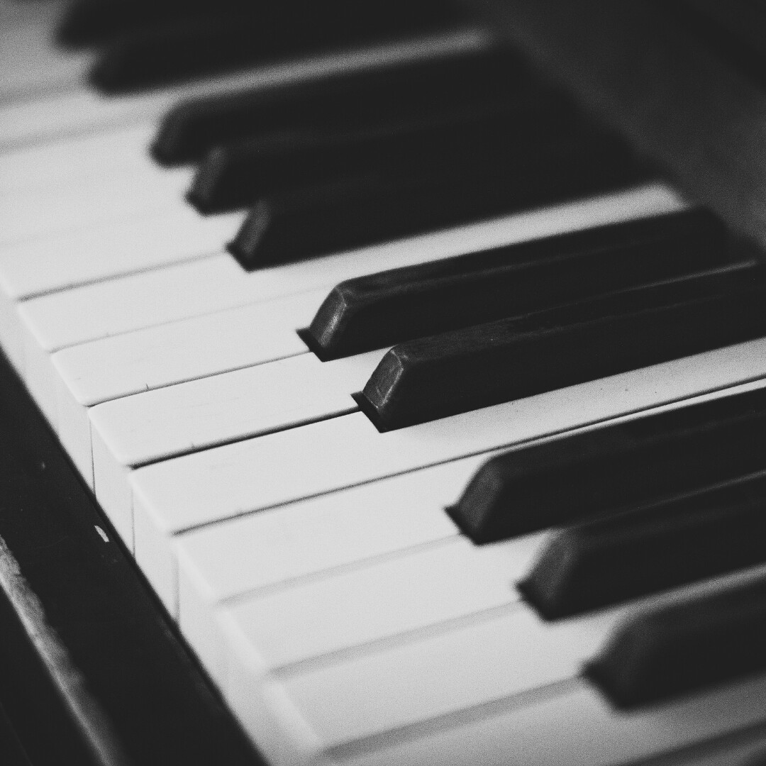 Two Notes On Piano