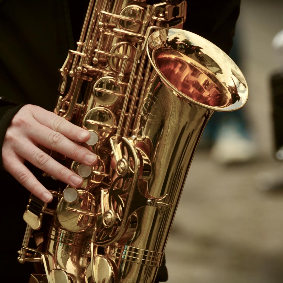 Big Band Intro