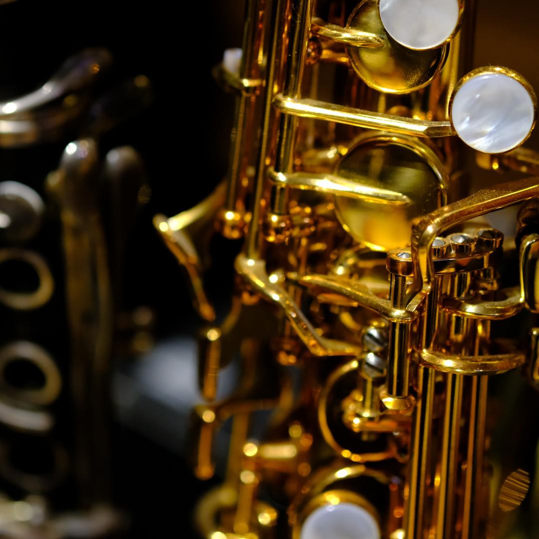 Jazzy Sax Solo