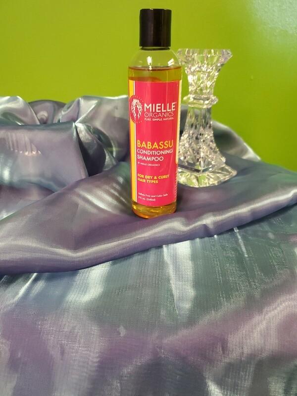 Mielle Organics- Babassu Conditioning Shampoo