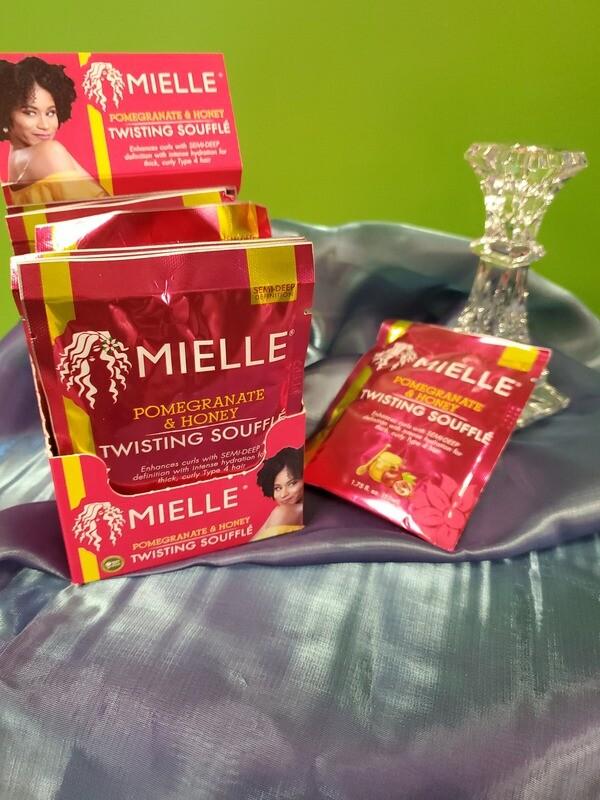Mielle Organics- Pomegranate & Honey Twisting Souffle