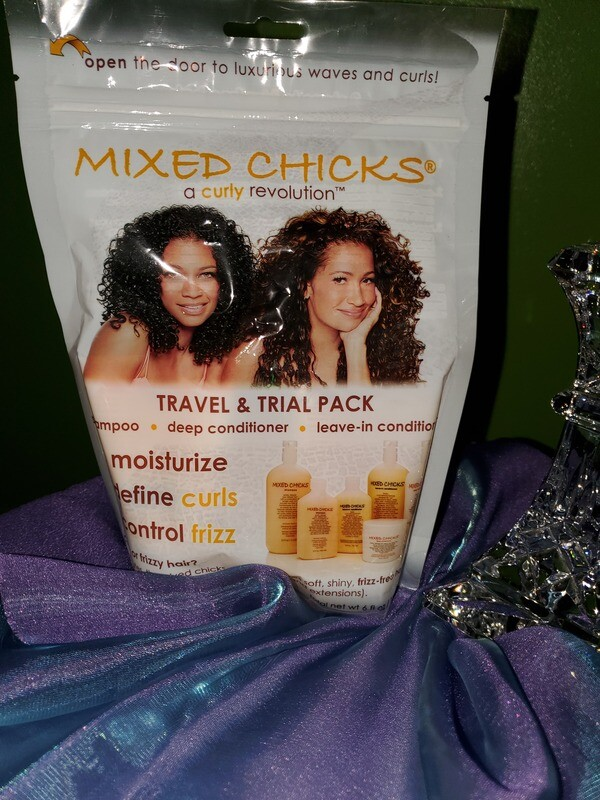 Mixed Chicks-Travel/Trial Pack