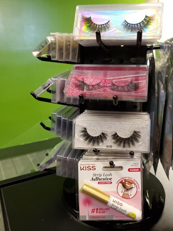 Natural Mink Eyelashes 3D Mink Lashes Long Thick False Eyelashes High Volume