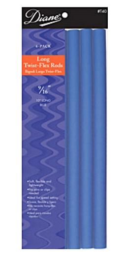 10 inch Twist-Flex Rods 6-Pack