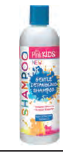 Luster Pink-Kids Detangle Shampoo