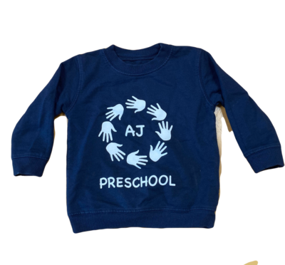 Kid's Crew Neck Sweatshirt
