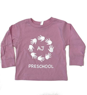 Kid's Long Sleeve Tee