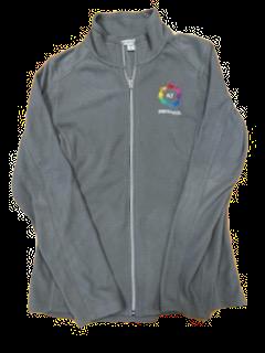 EMBROIDERED Adult Microfleece Jacket