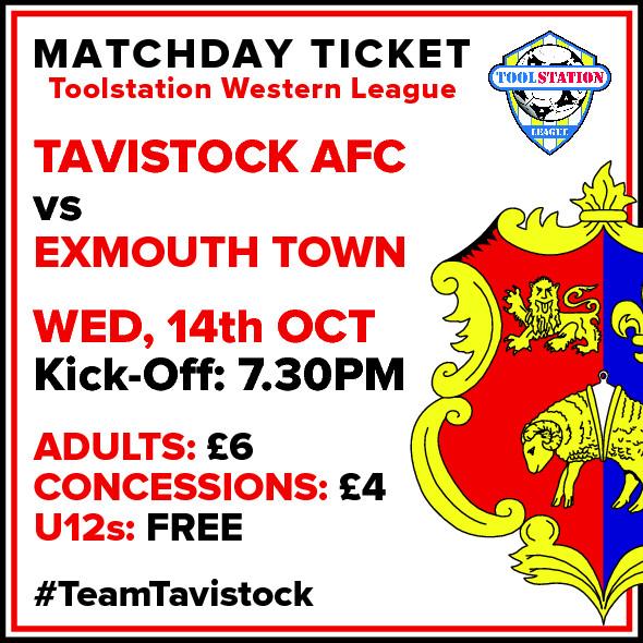 Tavistock AFC v Exmouth Town