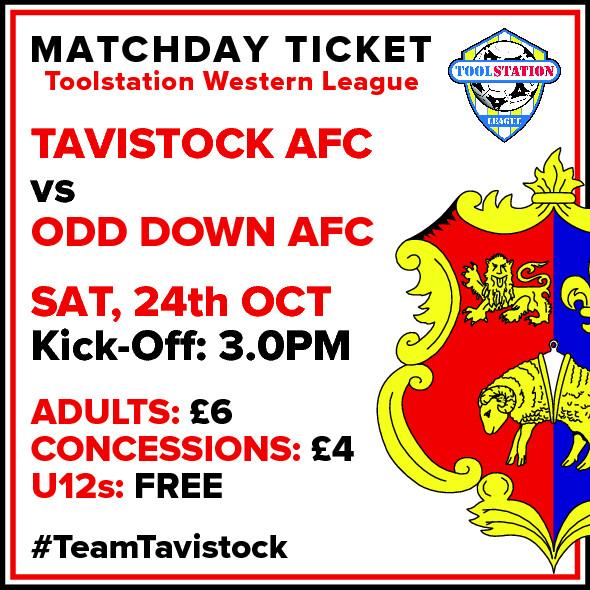Tavistock AFC v Odd Down AFC