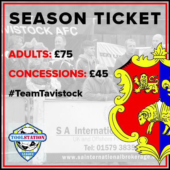 Season Ticket 2020 / 21