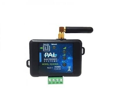 3G контроллер SG303GA (1 реле), PAl ES