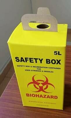 Safety Box-5L