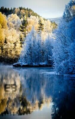 En iskald morgen
