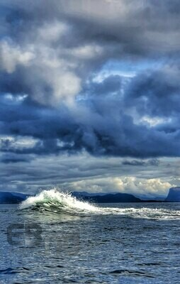 Skjær i havet