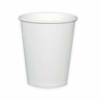 Стакан белый 150 мл. для эспрессо (100 шт.)