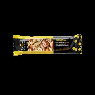 Ореховый батончик SOJ с медом