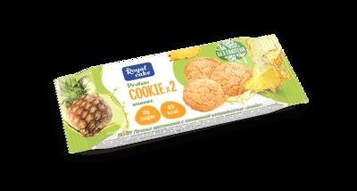 Печенье с высоким содержанием протеина