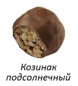 Конфеты BonBon козинак подсолнечный (6 шт.)