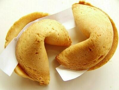 Печенье с предсказаниями (50 шт.)
