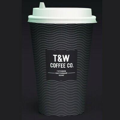 "Стакан  ""T&W"" 350 мл. (25 шт.)"