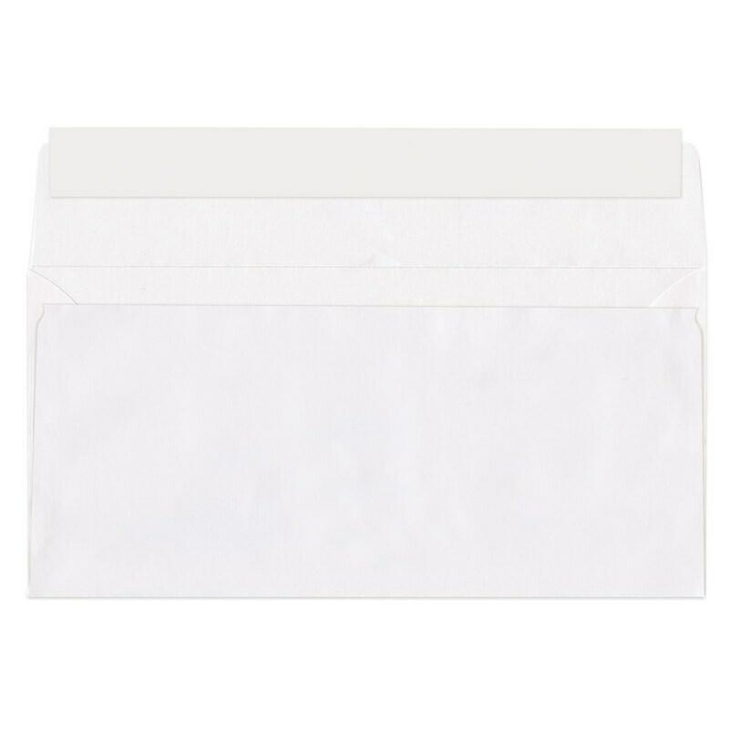Белые конверты (25 шт.)