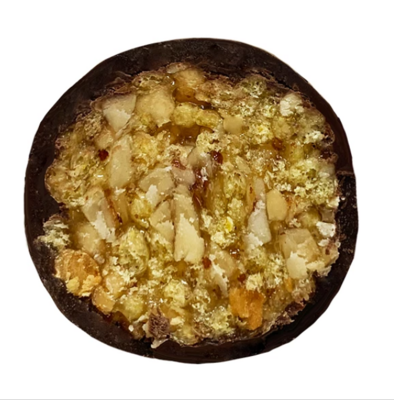 """Конфеты КОКО """"Медовые с кукурузными хлопьями"""" (Оранжевая) 5 шт."""