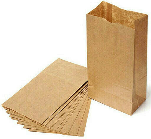 Крафт-пакеты (50 шт.)